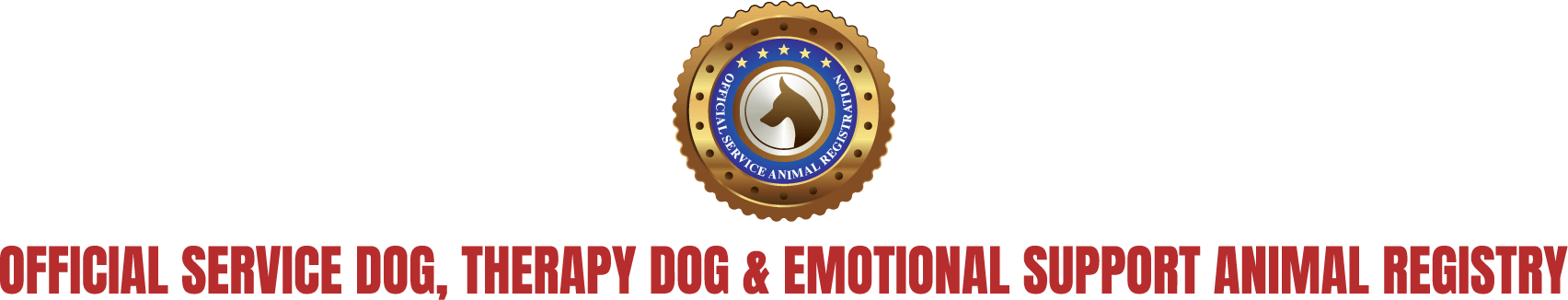 Logo Support Dog Certification